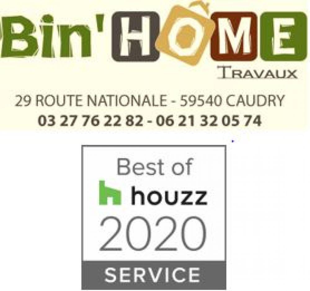 Vivre Dans Les Travaux bin'hôme travaux de caudry lauréat du best of houzz 2020